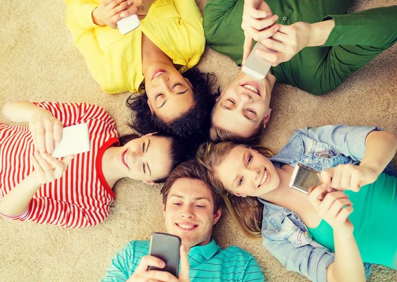 Redes Sociais para os mais Pequenos