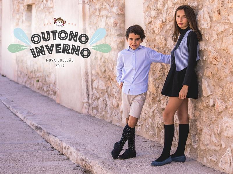 Sapatos para Menina e Menino OI17