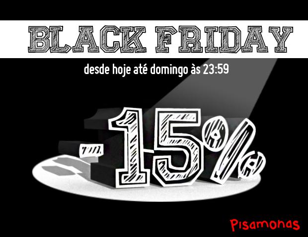 Black Friday 2014 Pisamonas Portugal