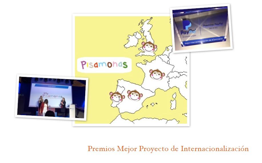 Prémios Paypal 2015 Pisamonas