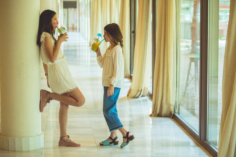 Calçado Menina Moda Pisamonas