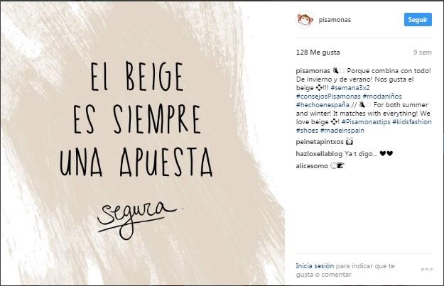 Instagram Pisamonas Ideias e Inspirações do Dia