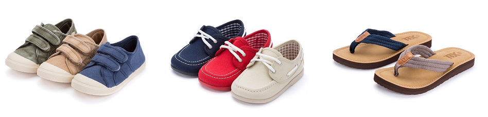 Sapatos criança Primavera Verao Pisamonas!