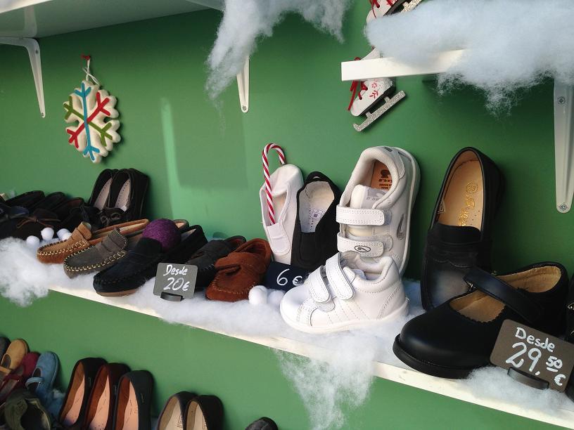 zapatos cole y gimnasia funciones navidad 2013 pisamonas