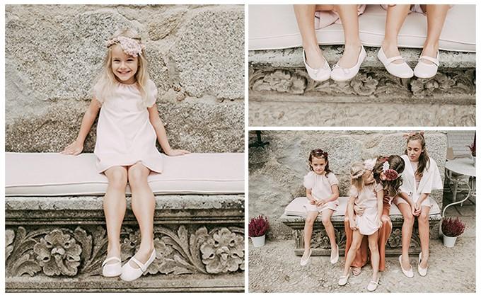 Sapatos de cerimónia para meninas