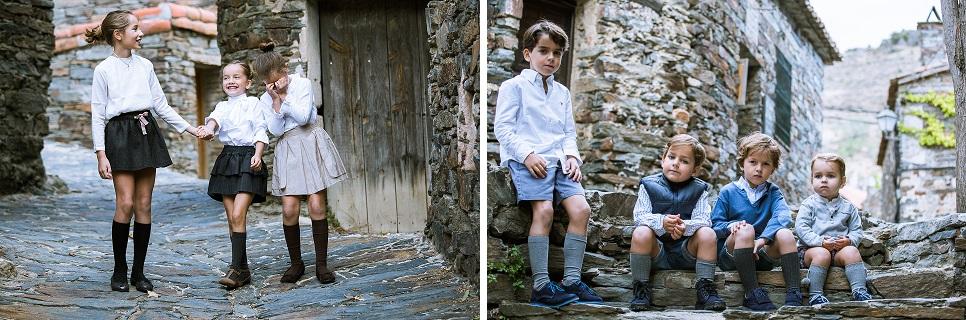 Calçado Outono Inverno 2015 Crianças